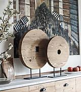 Dekorácie - kruh veľký, XL - 6788078_