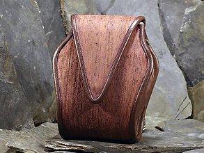 Kabelky - Kožená kabelka - Čertice kokos - SLEVA! - 6790645_