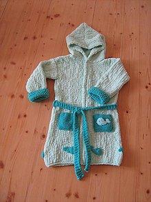 Detské oblečenie - Detský župan - 6791119_