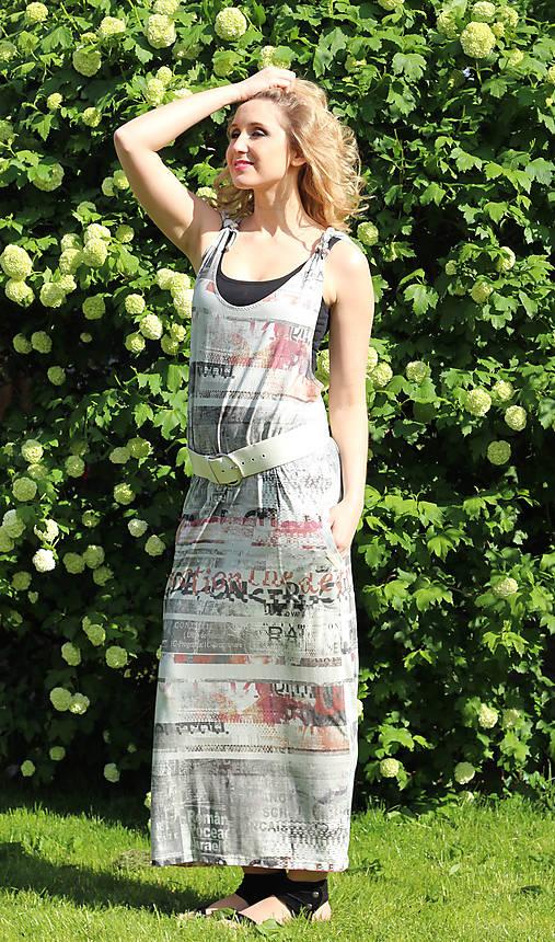 Šedohnědá šatová sukně   ladeesse - SAShE.sk - Handmade Šaty 1eef88ca6d
