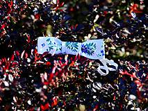 Doplnky - AKCIA motýlik folkový by michelle flowers - 6793928_