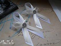 Pierka - svadobné pierka s perím - 6796302_