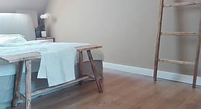 Nábytok - lavica I. / príručný stolík - 6793951_