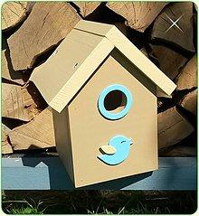 Pre zvieratká - Vtáčia búdka