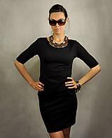 - Jednoduché šaty s vreckami - Hollywood - 6793583_