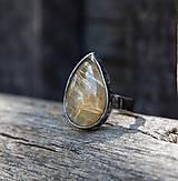 - Sagenit - prsteň - kvapka - 6796216_