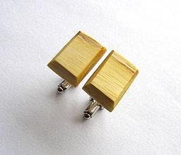 Šperky - Agátové žlté - 6796418_