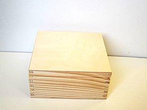 Polotovary - M15-  Krabička 15x15 - 6797722_
