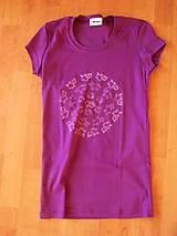 Tričká - Dámske tričko :Farmársky kruh - 6798681_