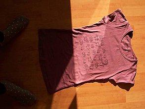Tričká - Dámske tričko: Na farme - 6798477_