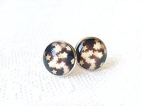 Šperky - Funny cufflinks (Stars) - 6804345_
