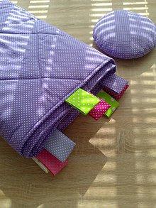 Úžitkový textil - Zástena lentilka.. :) - 6802262_