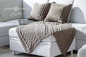 Úžitkový textil - velký, hrejivý set - 6805721_