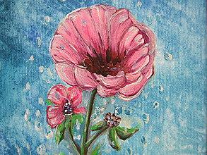 Obrazy - lovely rose - 6805378_