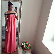 Šaty - Maxi šaty - 6806161_