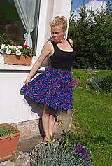 Sukne - krojová suknička - 6807296_