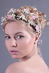 "Ozdoby do vlasov - dvojvenček ""Biankin"", typ 19 - 6810131_"