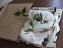 - Olivový darčekový set 3ks - 6810171_