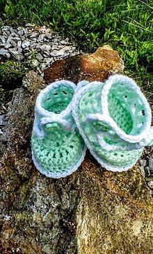 Obuv - Detské papučky - sandale - 6810753_