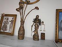 Socha - Justícia, alebo Bohyňa spravodlivosti? - 6809936_
