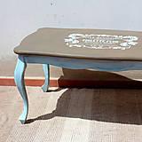 Nábytok - Konferenčný stolík Belle - predaný - 6809350_