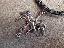 - náhrdelník s jednorožcom - 6812467_