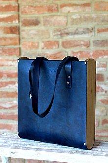 Kabelky - Taška SHOPPER BAG TALL ROYAL BLUE - 6812641_