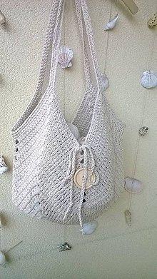 Veľké tašky - Summer Bag ... natur - 6812023_