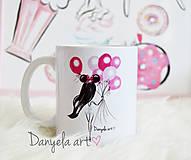 Nádoby - MINNIE BABE mug - 6811159_