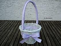 - Košíček pre družičku - 6815454_