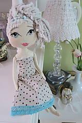 Bábiky - Bábika dievčenská Penelope - 6814540_