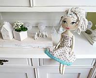 Bábiky - Bábika dievčenská Penelope - 6814548_