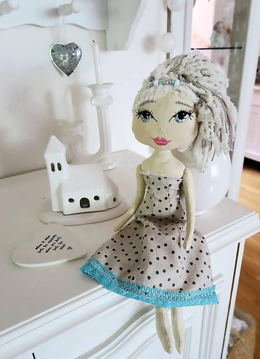 Bábika dievčenská Penelope