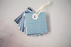 Papiernictvo - Recy visačky - námornícke - 6817675_