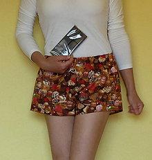 Nohavice - Čokoládové trenkoše - 6818352_