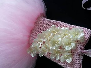5a40e7721366 Detské oblečenie - šaty pre princeznú - 6817222