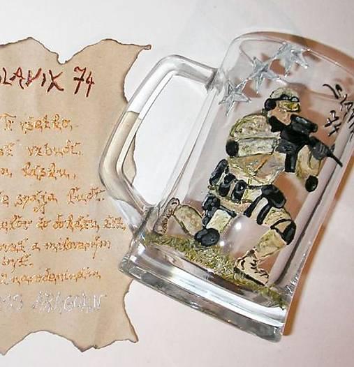 Maľovaný piváč - podľa foto