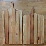 Dekorácie - lopár hranatý, staré drevo - 6817530_