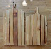 Dekorácie - lopár hranatý, staré drevo - 6817534_