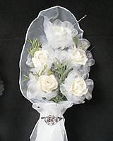 Svadobné pierko veľké Romantik-1
