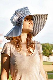 Čiapky - Dámsky klobúk Romantica - 6819877_