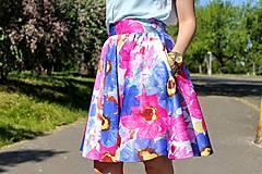 - Letná kruhová sukňa 1 - 6818863_