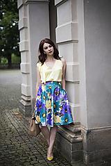 - Letná kruhová sukňa 2 - 6818873_