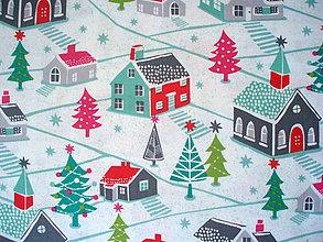 Textil - Christmas Dreams - domčeky - 6821319_