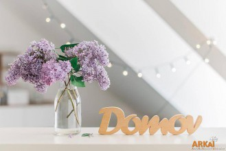 "Dekorácie - ""DOMOV"" - 6822316_"