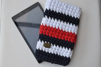 Na tablet - Obal na tablet Navy - 6821497_