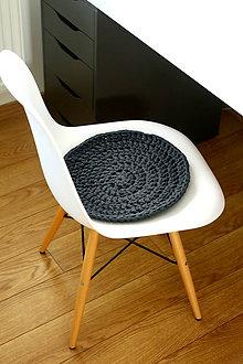 Úžitkový textil - ...podsedák na stoličku veľký - 6820174_