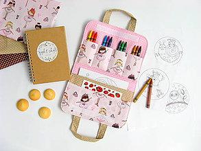 Detské tašky - Pastelkovník
