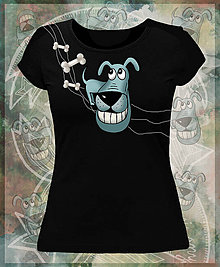 Tričká - Tričko s krátkym rukávom - CrazyDog - 6821131_