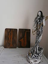 Obrazy - Saxofon a nielen jeden... - 6822735_